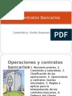 Los Contratos Bancarios- Balarezo USMP
