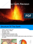 Revision of Restless Earth