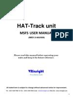 Hat Track Manual