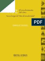 Dussel, Enrique - 1492-El-Encubrimiento-Del-Otro (240 pags).pdf
