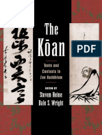 The Koan Texts and Contexts in Zen Buddhism