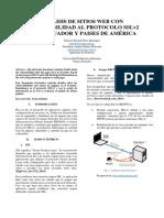 Análisis de Sitios Web Con Vulnerabilidad en Ecuador