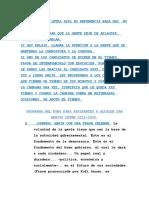 Programa Foro Politico Alcaldes San Benito