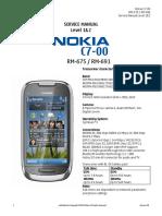 Nokia c7-00 Rm-675 Rm-691 Service Manual-12 v6