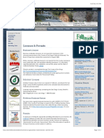 Licenses & Permits - Fallbrook Chamber of Commerce