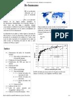 Índice de Desarrollo Humano - Wikipedia, La Enciclopedia Libre