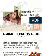 Penyuluhan Hepatitis A