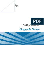 DMR Repeater Upgrade Guide R8.0