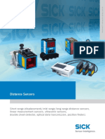 Distance Sensors Catalog-8014441