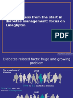 Drive Success From the Start in Diabetes Management