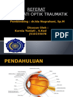 Ppt Referat Neuropati Optik Nia