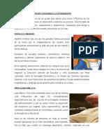Lideres Peruanos y Extranjeros