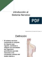Introduccion Al Sistema Nervioso 1