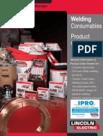 Welding Consumables Handbook 0609