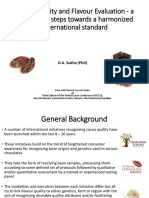 2. Cocoa Quality and Flavour Evaluation - Dr. Darin Sukha