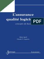 L'Assurance Qualité Logicielle 1