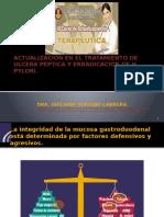 Actualización en El Tratamiento de Úlcera Péptica