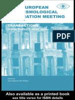 29th Europian Strabological association Transactions_Faber_2004.pdf