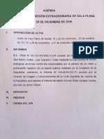 Poder Judicial de Perú - Presidente de la sala Dr. César San Martin