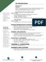 AdiBenedetto Resume 110116