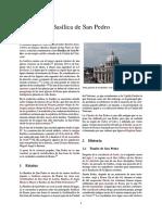 Basílica de San Pedro.pdf