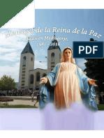 Mensajes de La Reina de La Paz (1981-Septiembre 2016)