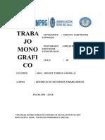 Monografia Ignacio