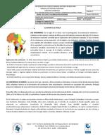 El Reparto de Africa (1)