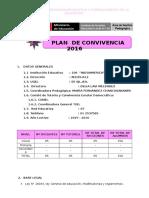Plan de Convivencia Charito