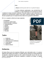 Fitness - Wikipedia, La Enciclopedia Libre