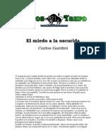 Gardini, Carlos - El miedo a la oscuridad.doc