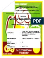 "PORTAFOLIO DE INGENIERIA DE METODOS I PARA LA EMPRESA CERVECERA ""PACHAMAMA BREWING COMPANY"" S.A.C"