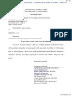 Blaszkowski et al v. Mars Inc. et al - Document No. 381
