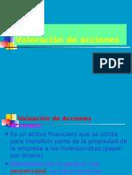 Valoracion de Acciones-5