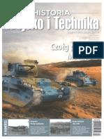 Historia Wojsko i Technika NS 2016-04 - Matilda II