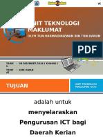 SLOT 12 - ICT