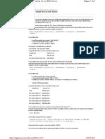 Como Identificar a Versão e Edição Do Microsoft SQL Server