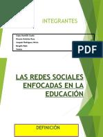 LAS REDES SOCIALES ENFOCADAS EN LA EDUCACIÓN.pptx