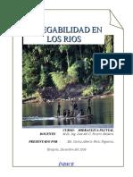Cap.v Navegabilidad de Los Rios