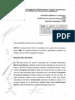 Casación Laboral Nº 11048-2014, Lima