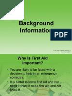 CH01 Background Information