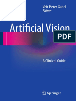 Veit Peter Gabel -Artificial Vision a Clinical Guide