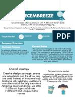 market analysis decembreeze