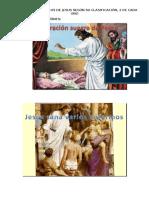 Graficar Los Milagros de Jesus Según Su Clasificación