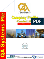 QA Systems Brochure