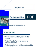 Project Audit