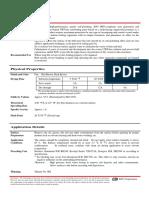 KCC DataSheet EgisArrow(Eng)