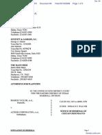 Taylor et al v. Acxiom Corporation et al - Document No. 94