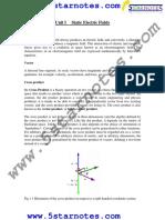 EC2253 U1 Notes