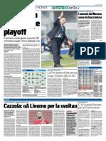 TuttoSport 28-12-2016 - Calcio Lega Pro